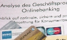 Deckblatt Studie Onlinebanking 2006