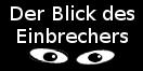Cover - Der Blick des Einbrechers - Autor: Christopher Schlembach (eigenes Bild)