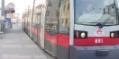 Wiener Linien - Stra�enbahn 681 - Ausschnitt