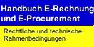 Cover - Handbuch E-Rechnung und E-Procurement - Hrsg. Gerhard Laga (Ausschnitt)
