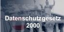 Cover - Datenschutzgesetz 2000 - Herausgeber: proLibris Verlagsgesellschaft (Ausschnitt)