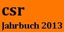 Cover - csr Jahrbuch f�r unterenehmerische Verantwortung (Ausschnitt)
