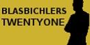 Cover - Blasbichlers TWENTYONE - Herausgeber: Armin Blasbichler, Stefano de Martino (Ausschnitt)