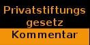 Cover - Privatstiftungsgesetz Kommentar - Autor: Nikolaus Arnold (Ausschnitt)